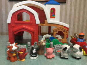 Fisher Price Sounds Farm