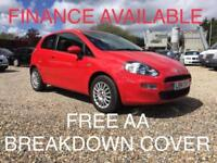 2014 Fiat Punto 1.2 Pop Hatchback 3dr Petrol Manual (123 g/km, 69 bhp)