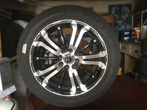 """16"""" Tire and Rim package"""