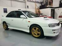 1998 Subaru Impreza STI Type R Version 5 GC8 - 14984 MILES Saloon Petrol Manual