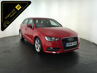 2014 AUDI A3 SPORT TDI DIESEL 1 OWNER FROM NEW SERVICE HISTORY FINANCE PX