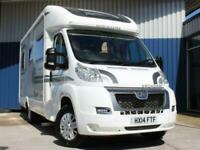 Auto-Sleepers Broadway 2.2 HDi Chassis Cab 130ps DIESEL MANUAL 2014/14