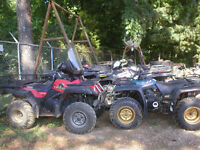 ##MOORE ATV PARTS ## ATV SALVAGE YARD ##