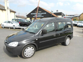 2010 Vauxhall Combo CDTI Automatic Wheelchair Accessible Vehicle Only 62K Miles