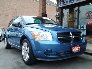 2007 Dodge Caliber AUTO,AIR ,NO ACCIDENT,P/WINDOW, P/ LOCKS$3488