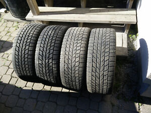 Used Tires Barrie >> Winter Tire 215 55 R17 | Buy or Sell Used or New Car Parts, Tires & Rims in Ontario | Kijiji ...