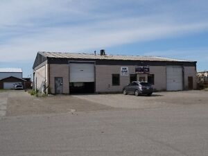 $12 Shop and Compound for lease