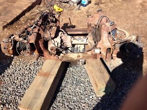 Chev 1/2 Ton 4x4 Front Differential