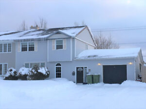 3 Bedroom, 2 Bath Home & Attached Garage...520 Bristol Crescent
