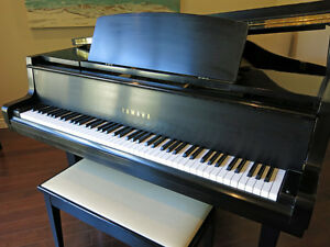 Buy or sell pianos keyboards in hamilton musical for Yamaha g1 piano