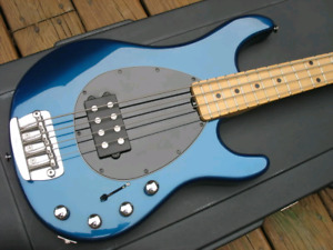 My Stingray for Your Sterling