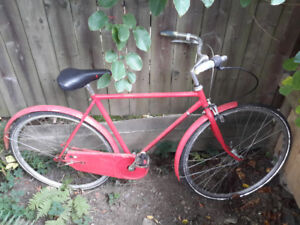 1960's or 70's one speed