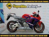 2006 06 HONDA CBR600RR 600CC 0% DEPOSIT FINANCE AVAILABLE