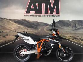 SINNIS APACHE 125cc SMR, BRAND NEW, 0% FINANCE, 24 MONTHS WARRANTY