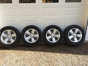 Dodge Ram 1500 take off wheels and tires with TPMS $1600