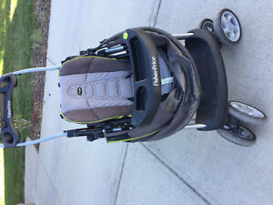 Fisher price double stroller