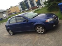 2007 Chevy optra 5 hatchback