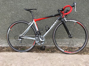 2007 Giant TCR C1 - Full Carbon road bike