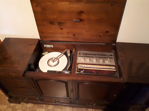 Zenith console stereo