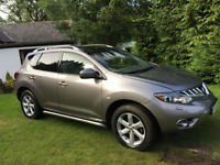 STUNNING NEW SHAPE NISSAN MURANO HUGE SPEC 3.5 V6 ( 252bhp ) WITH FAULT