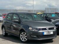 2012 Volkswagen Polo 1.4 Match 5dr Hatchback Petrol Manual