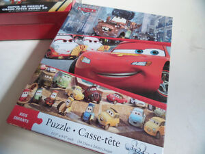 *new* CARS Puzzles - regular and 3D Kingston Kingston Area image 3