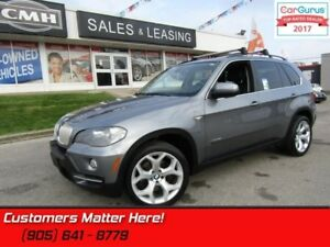 2010 BMW X5 xDrive48i  AWD, V8, NAVI., EXECUTIVE PACKAGES, ROOF!