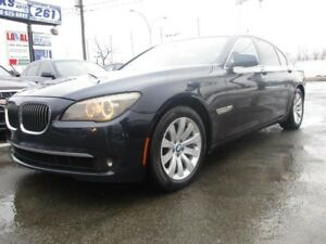 BMW 7 Series 4dr Sdn xDrive AWD 2011