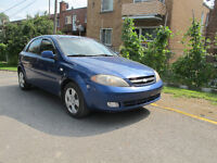 2005 Chevrolet Optra AC, Automatic,one owner,certified mileage