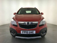 2015 VAUXHALL MOKKA EXCLUSIV TURBO 4X4 5 DOOR HATCHBACK 1 OWNER SERVICE HISTORY