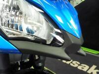 KAWASAKI NINJA 650 2018 MODEL CANDY PLASMA BLUE/EBONY