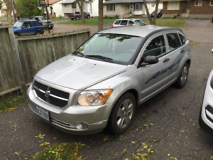 Dodge Caliber 2008 for sale as is.