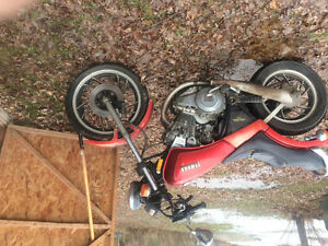 Reliable good condition Yamaha  maxim 400