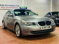 2007 57 BMW 5 SERIES 2.0 520D SE 4D 161 BHP DIESEL