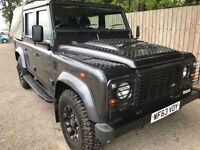 2013 63 Land Rover 110 Defender 2.2I D DPF DOUBLE CAB PICKUP 29.1 MPG MAY P/X