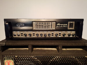 """Ampeg SVT-4 Pro """"Made in USA"""" (Échange Possible)"""