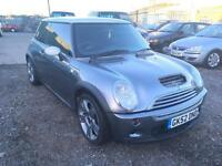 2002/52 Mini Mini 1.6 Cooper S LONG MOT EXCELLENT RUNNER