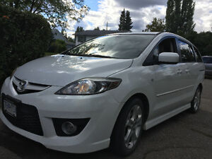 2008 Mazda Mazda5 GT Sport (with winter tires!) Prince George British Columbia image 1