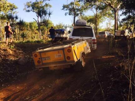 """""""Perfect for Two""""---Off Road Adventurer Hardfloor Camper Trailer Perth Region Preview"""