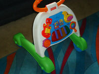 *Fisher Price* 2-in-1 Singing Band WALKER in Excellent Shape