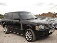 2008 Land Rover Range Rover 4.2 V8 Supercharged Autobiography 5dr