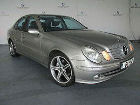 Mercedes-Benz E280 3.0TD CDI 7G-Tronic 2006 MODEL SORRY NOW SOLD!!