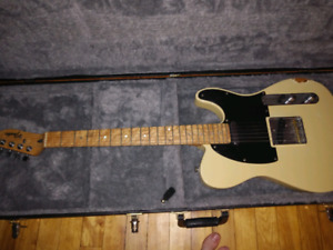Korean Fender telecaster 2004