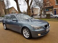 2010 Bmw 5 Series 520d Business Edition Diesel Automatic Estate