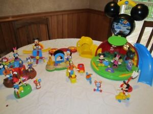 Mickey Mouse Clubhouse and Accessories