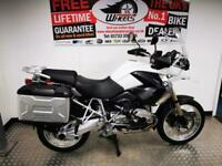 2010 BMW R1200GS GREAT CONDITION 24400 MILES ONLY