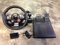 Logitec Play Station 3 driving force
