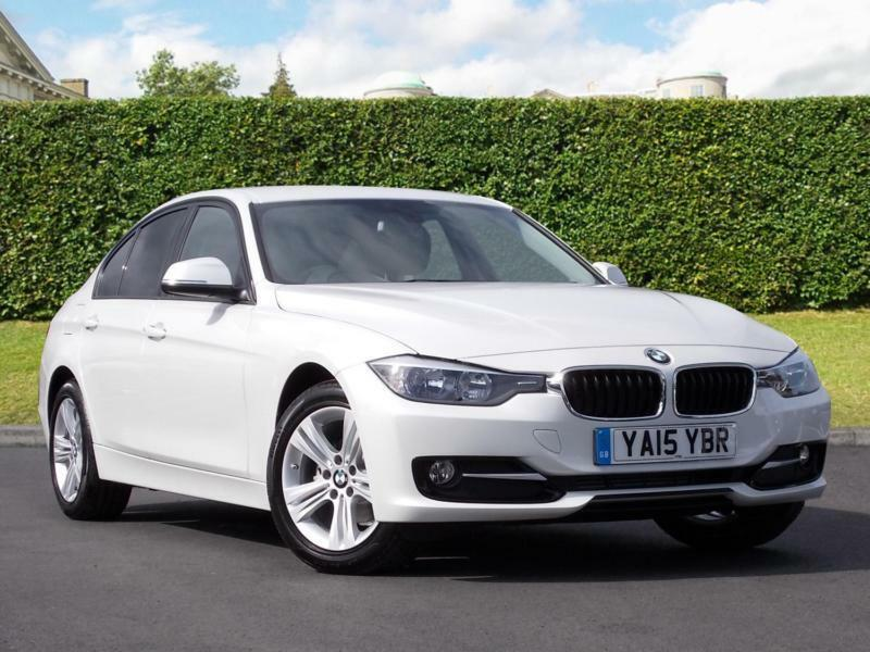 2015 bmw 3 series 316d sport 4dr manual saloon in bradford west yorkshire gumtree. Black Bedroom Furniture Sets. Home Design Ideas