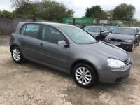 Volkswagen Golf 1.6 FSI 2008MY Match Petrol Manual- 1 LADY OWNER FROM NEW