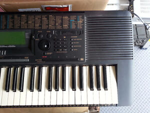 Yamaha PSR-A3 oriental keyboard for sale Windsor Region Ontario image 3
